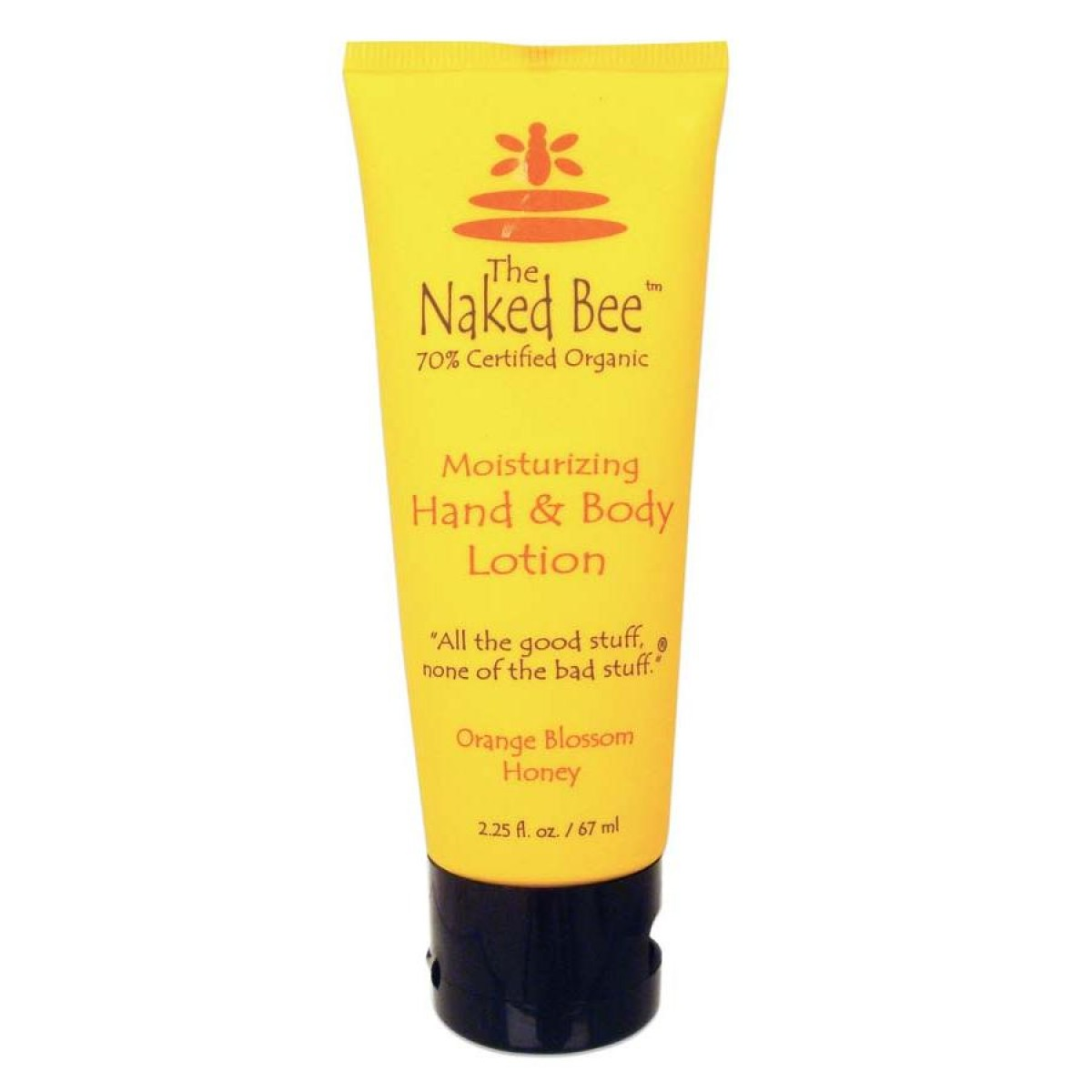 Orange Blossom Honey Hand and Body Lotion Tube